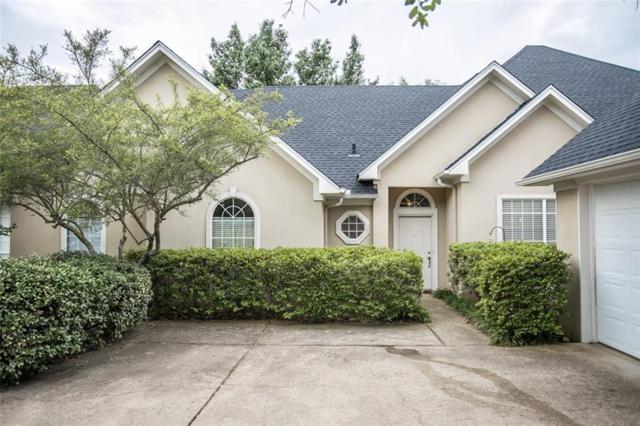 606 Ridge Creek Drive, Tyler, TX 75703 (MLS #14113687) :: Century 21 Judge Fite Company