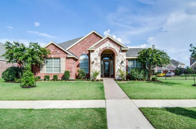 850 Wind Brook Lane, Prosper, TX 75078 (MLS #14113691) :: Tenesha Lusk Realty Group