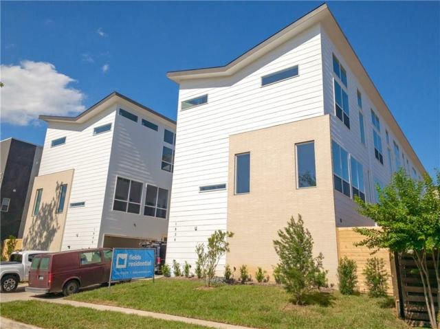 1836 Euclid Avenue #103, Dallas, TX 75206 (MLS #14113706) :: Team Hodnett
