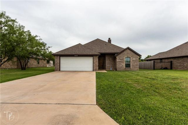 421 Lens Street, Eastland, TX 76448 (MLS #14113742) :: Kimberly Davis & Associates