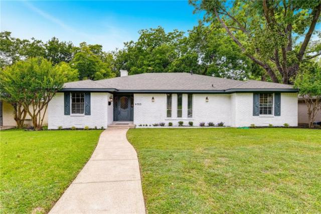 4703 Ashbrook Road, Dallas, TX 75227 (MLS #14113754) :: The Mitchell Group