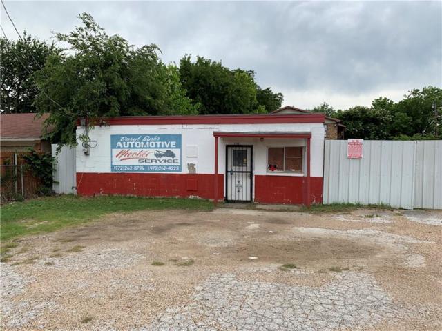 1415 E Marshall Drive, Grand Prairie, TX 75051 (MLS #14113756) :: Robbins Real Estate Group