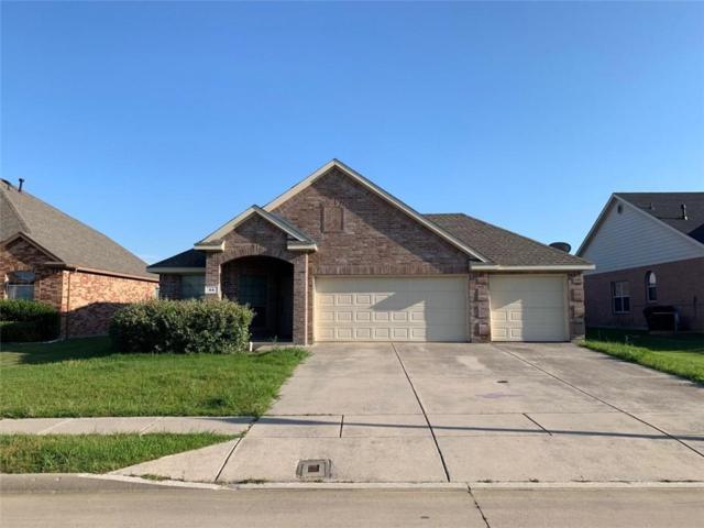 66 Heron Drive, Sanger, TX 76266 (MLS #14113781) :: Tenesha Lusk Realty Group