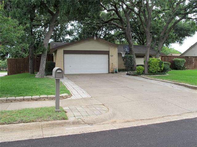 1203 Shady Hollow, Euless, TX 76039 (MLS #14113790) :: Kimberly Davis & Associates