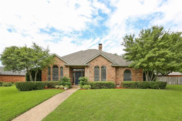 3521 Ashington Lane, Plano, TX 75023 (MLS #14113801) :: Tenesha Lusk Realty Group