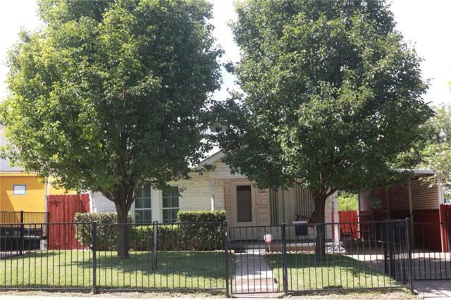 2859 Wilton Avenue, Dallas, TX 75211 (MLS #14113828) :: Kimberly Davis & Associates