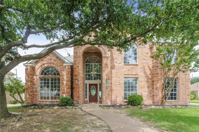 4005 Ridgecrest Avenue, Rowlett, TX 75088 (MLS #14113870) :: The Good Home Team