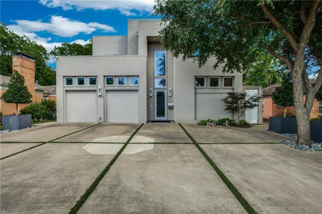 3718 S Versailles Avenue, Dallas, TX 75209 (MLS #14113877) :: The Heyl Group at Keller Williams
