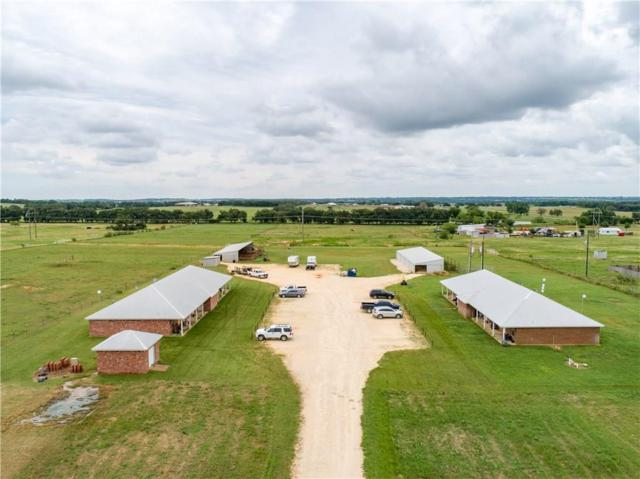 418 County Road 428, Stephenville, TX 76401 (MLS #14113896) :: RE/MAX Town & Country