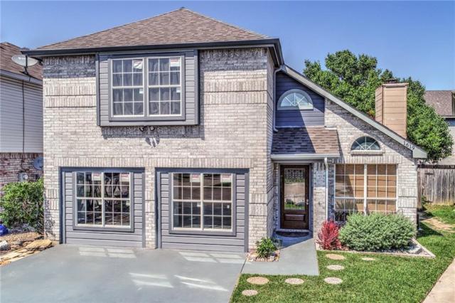 1619 Collin Drive, Allen, TX 75002 (MLS #14113904) :: Hargrove Realty Group