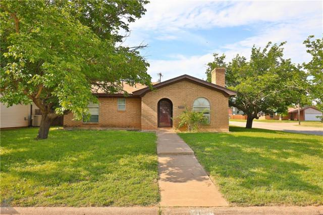5397 Alamo Drive, Abilene, TX 79605 (MLS #14113923) :: All Cities Realty