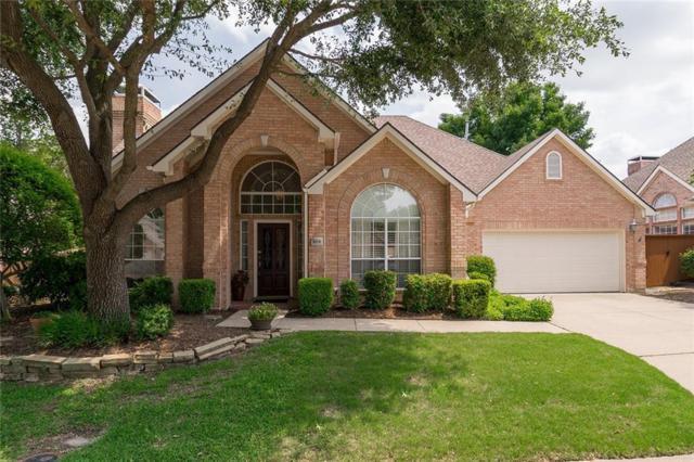 809 Buckhill Drive, Mckinney, TX 75072 (MLS #14113935) :: Tenesha Lusk Realty Group