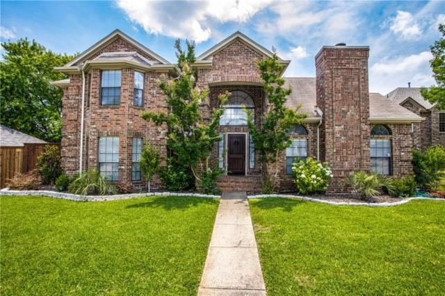 812 Cedar Crest Lane, Allen, TX 75002 (MLS #14113964) :: Tenesha Lusk Realty Group