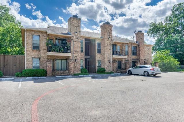 1503 N Garrett Avenue #209, Dallas, TX 75206 (MLS #14113971) :: Team Hodnett