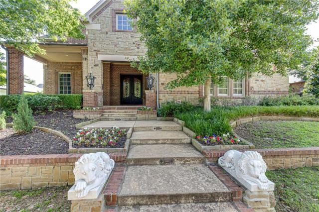 6710 Vines Court, Colleyville, TX 76034 (MLS #14114072) :: RE/MAX Town & Country