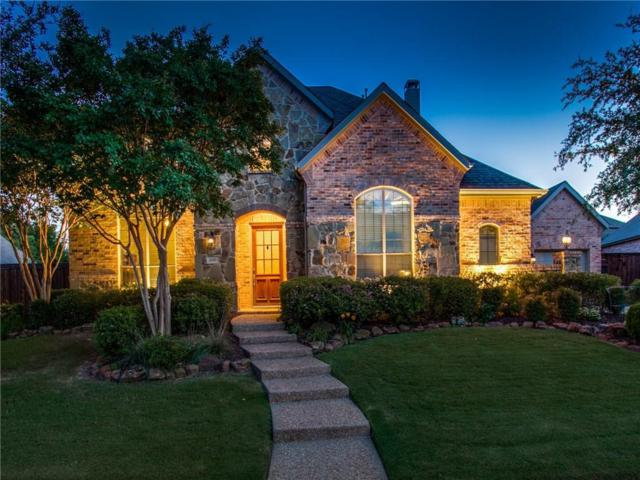 650 Willowview Drive, Prosper, TX 75078 (MLS #14114117) :: Tenesha Lusk Realty Group