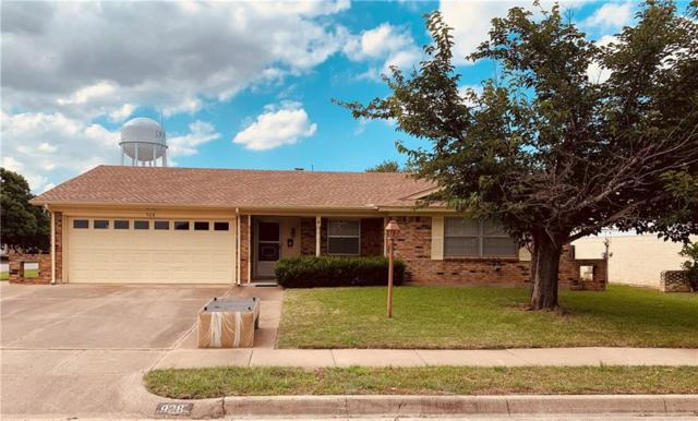 928 Meadowview Drive, Crowley, TX 76036 (MLS #14114123) :: Potts Realty Group
