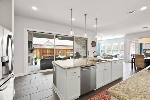 1101 Cassiano Lane, Prosper, TX 75078 (MLS #14114124) :: Kimberly Davis & Associates