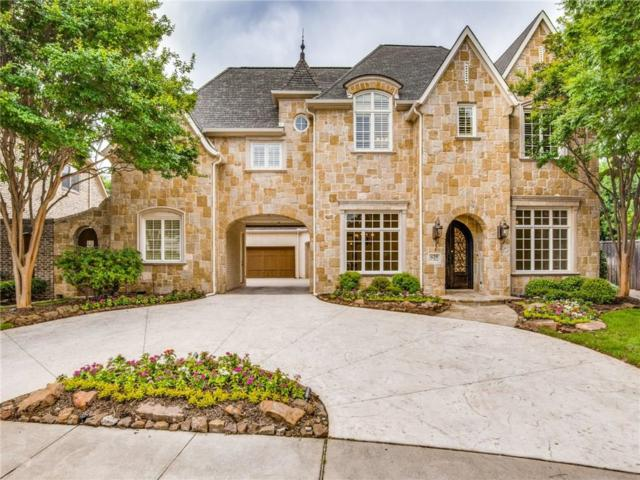 629 Saint James Place, Coppell, TX 75019 (MLS #14114134) :: The Heyl Group at Keller Williams