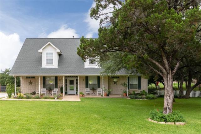 1100 Sierra Vista Drive, Granbury, TX 76048 (MLS #14114151) :: The Heyl Group at Keller Williams