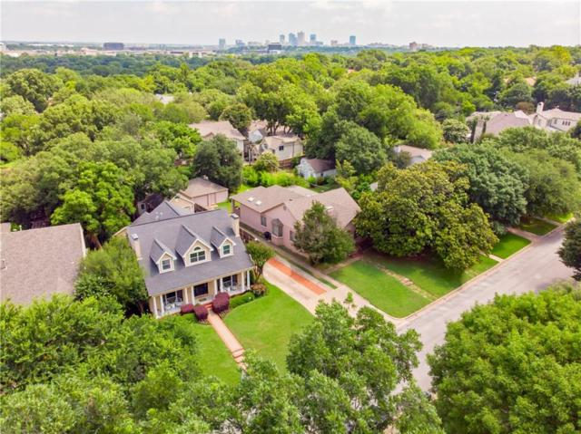 3624 Country Club Circle, Fort Worth, TX 76109 (MLS #14114176) :: The Heyl Group at Keller Williams