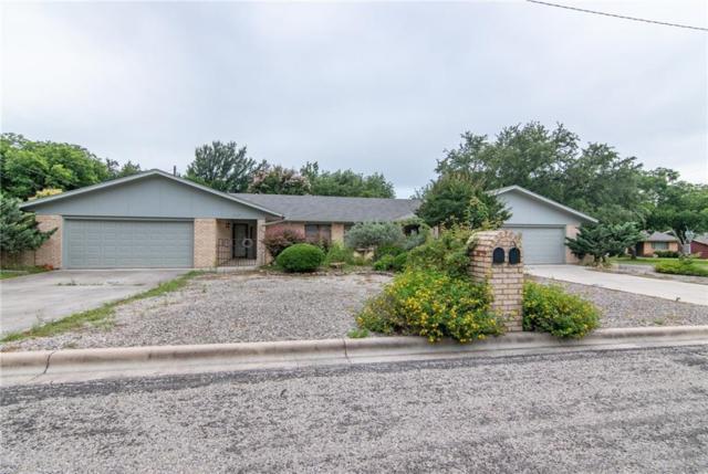 3517-19 Durham, Brownwood, TX 76801 (MLS #14114215) :: The Heyl Group at Keller Williams