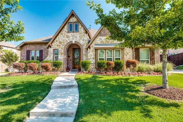 1450 Cedar Hollow Drive, Prosper, TX 75078 (MLS #14114228) :: Tenesha Lusk Realty Group