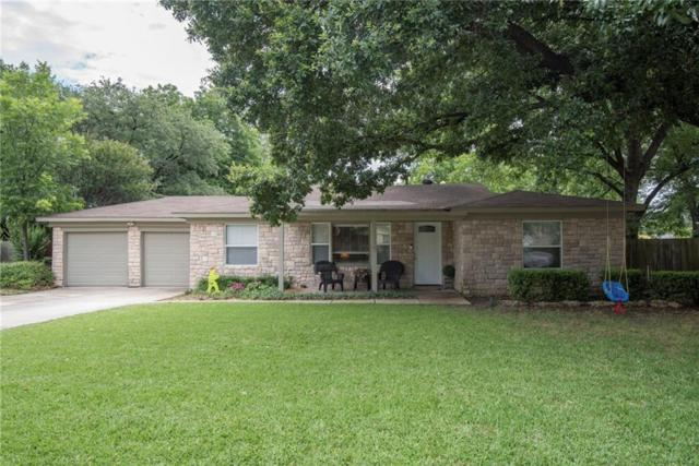 1115 Warden Street, Benbrook, TX 76126 (MLS #14114257) :: RE/MAX Town & Country