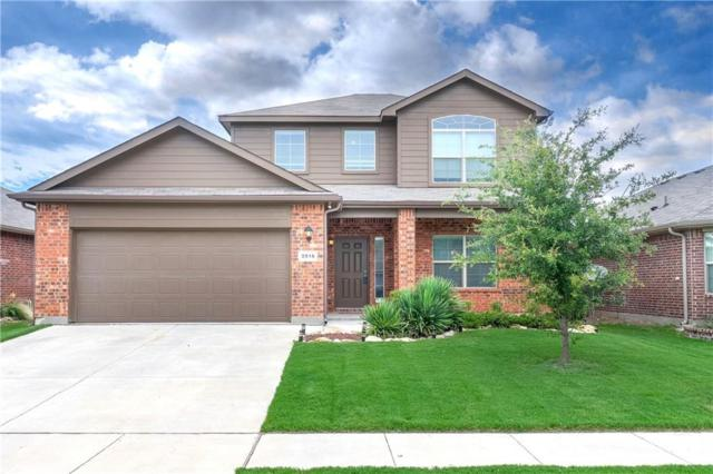 2516 Mill Springs Pass, Fort Worth, TX 76123 (MLS #14114271) :: Vibrant Real Estate