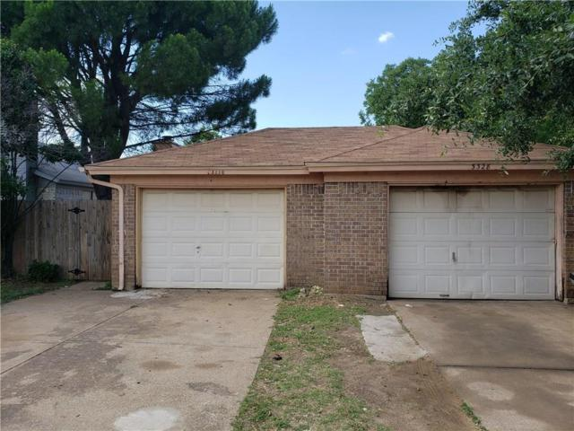 3328 Green Ridge Street, Fort Worth, TX 76133 (MLS #14114295) :: RE/MAX Landmark