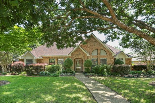 712 Villawood Lane, Coppell, TX 75019 (MLS #14114356) :: The Heyl Group at Keller Williams