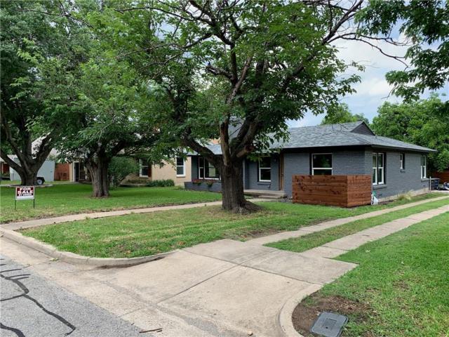 3709 Park Ridge Boulevard, Fort Worth, TX 76109 (MLS #14114359) :: The Mitchell Group