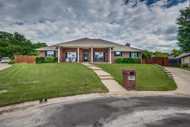 7608 Plaza Ridge Court, Fort Worth, TX 76179 (MLS #14114364) :: The Tierny Jordan Network