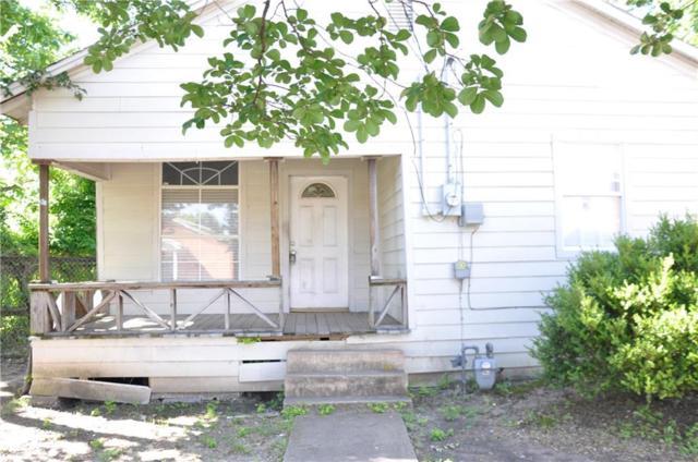 607 Loggins Street, Ennis, TX 75119 (MLS #14114385) :: The Heyl Group at Keller Williams