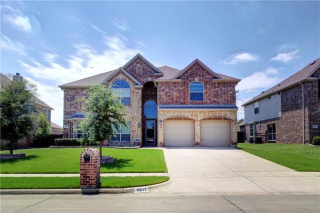 4911 Barn Owl Trail, Grand Prairie, TX 75052 (MLS #14114408) :: RE/MAX Town & Country