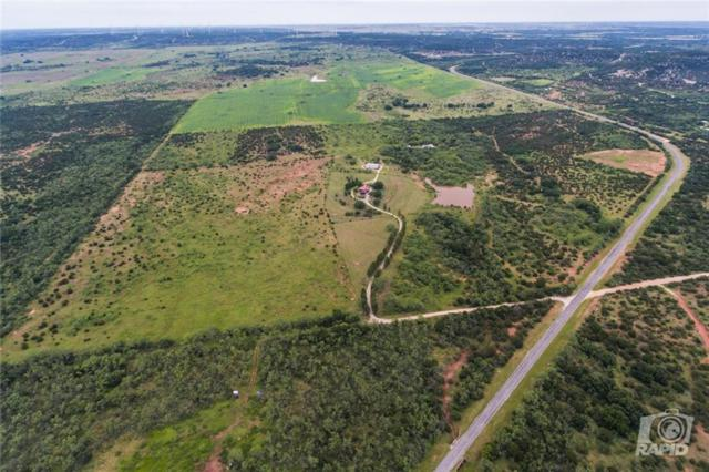 11002 Fm 1170, Blackwell, TX 79506 (MLS #14114442) :: RE/MAX Town & Country