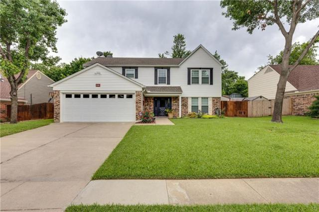 200 Wooddale, Euless, TX 76039 (MLS #14114445) :: Baldree Home Team