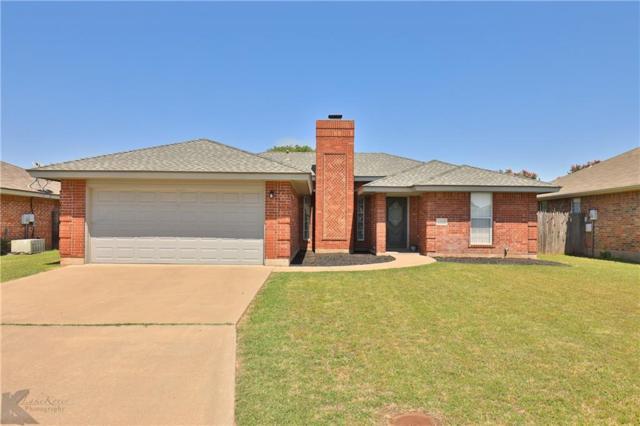 3825 Duke Lane, Abilene, TX 79602 (MLS #14114456) :: Kimberly Davis & Associates