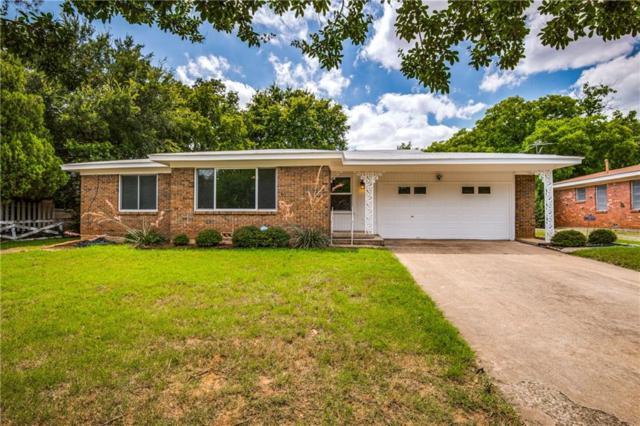 125 Arcadia Street, Hurst, TX 76053 (MLS #14114459) :: Lynn Wilson with Keller Williams DFW/Southlake