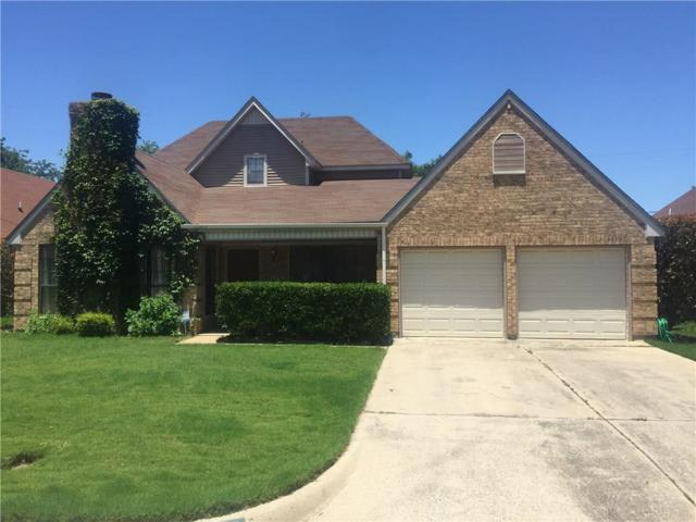 807 Meadowdale Road, Arlington, TX 76017 (MLS #14114486) :: Vibrant Real Estate