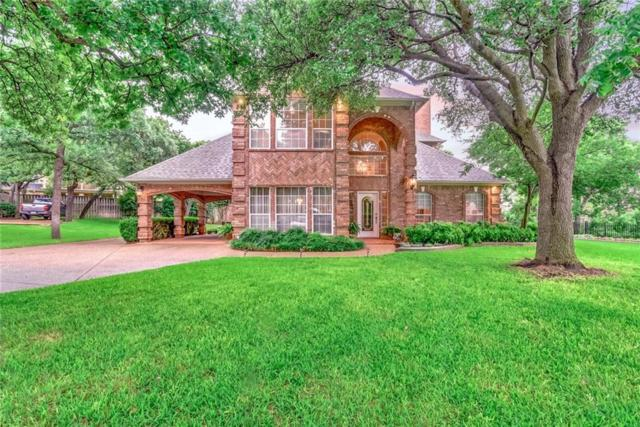 335 Brushy Mound Road SW, Burleson, TX 76028 (MLS #14114488) :: The Heyl Group at Keller Williams