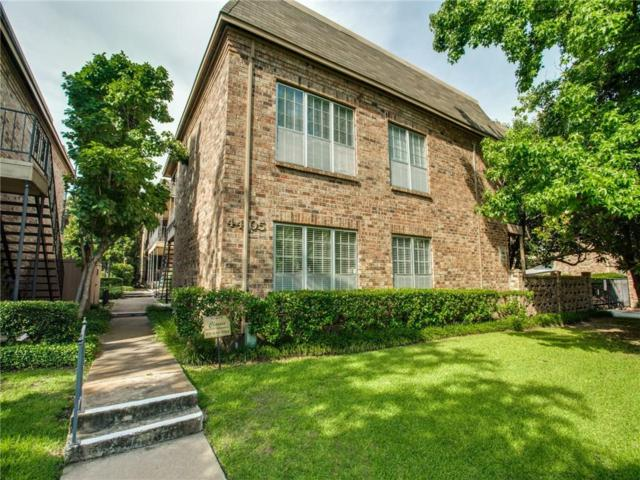 4405 Bellaire Drive S 219S, Fort Worth, TX 76109 (MLS #14114506) :: The Heyl Group at Keller Williams