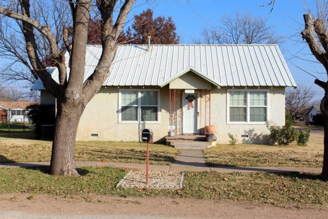 1300 N Avenue L, Haskell, TX 79521 (MLS #14114526) :: RE/MAX Town & Country
