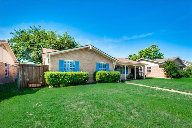 3930 Glenhaven Circle, Garland, TX 75042 (MLS #14114528) :: The Heyl Group at Keller Williams