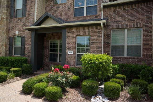 1605 Black Duck Terrace E, Carrollton, TX 75010 (MLS #14114606) :: RE/MAX Landmark