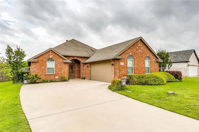 8453 Arroyo Lane, Benbrook, TX 76126 (MLS #14114637) :: The Heyl Group at Keller Williams
