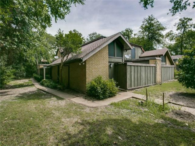 4621 Country Creek Drive #1043, Dallas, TX 75236 (MLS #14114641) :: Kimberly Davis & Associates