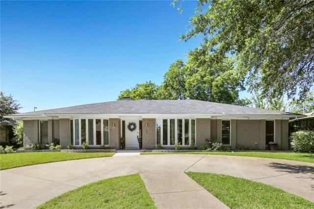 4109 Flintridge Drive, Dallas, TX 75244 (MLS #14114686) :: The Heyl Group at Keller Williams