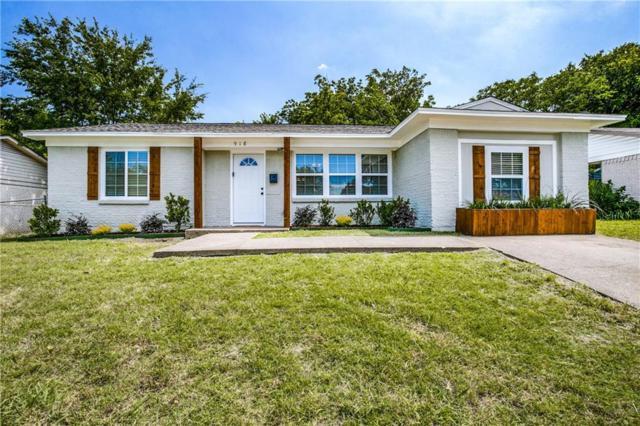 918 Clearwood Drive, Dallas, TX 75232 (MLS #14114709) :: The Heyl Group at Keller Williams