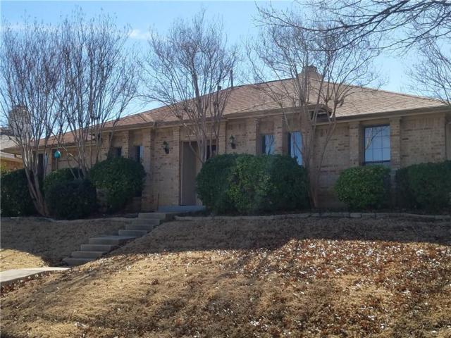 1712 Saint James Drive, Carrollton, TX 75007 (MLS #14114713) :: Tenesha Lusk Realty Group
